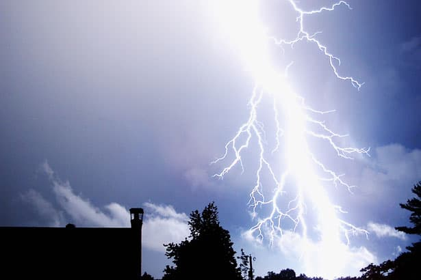 Society Trivia Question: What state has the most lightning strikes annually?