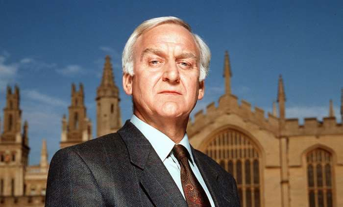 Filmy Pytanie-Ciekawostka: Jak nazywał się główny inspektor Morse w brytyjskim serialu telewizyjnym?