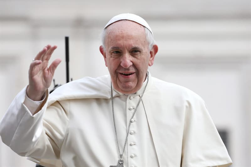 Society Trivia Question: What was the birth name of Pope Francis?