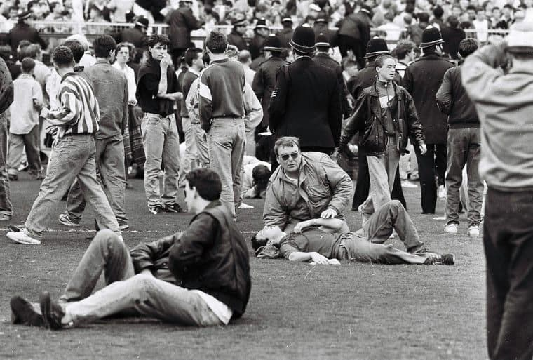 History Trivia Question: What was the Hillsborough disaster?