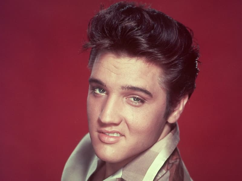 Culture Trivia Question: What was the name of Elvis Presley's first No. 1 hit?