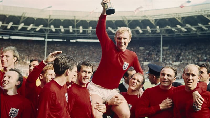 Sport Trivia Question: What year did England win the FIFA World Cup?