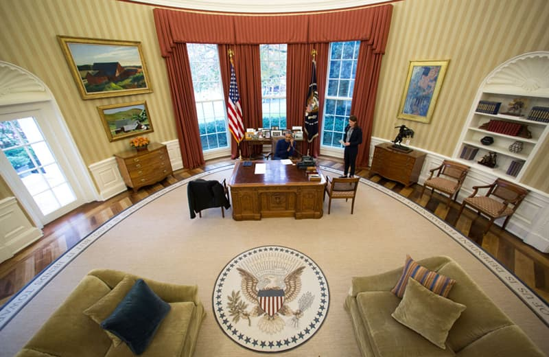 History Trivia Question: When did the first Roman Catholic president take office in the USA?
