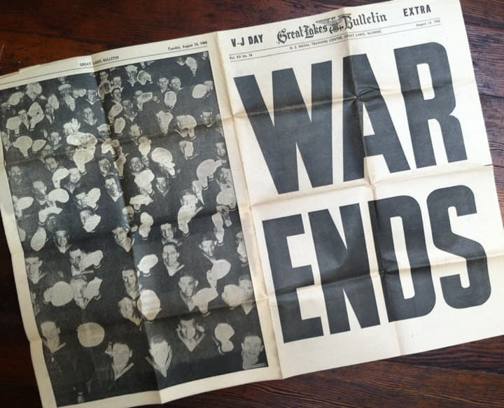 History Trivia Question: When did WWII end?