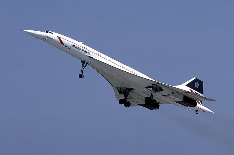 History Trivia Question: When was Concorde retired from service?