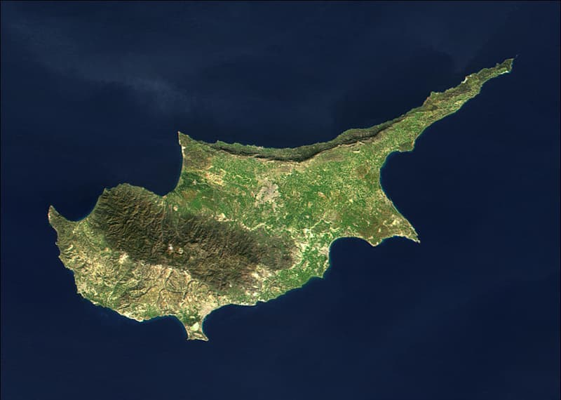 History Trivia Question: When was Cyprus partitioned?