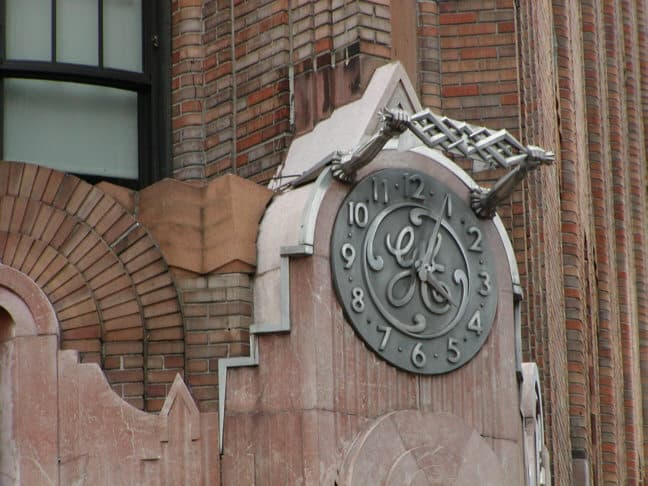 History Trivia Question: When was General Electric founded?