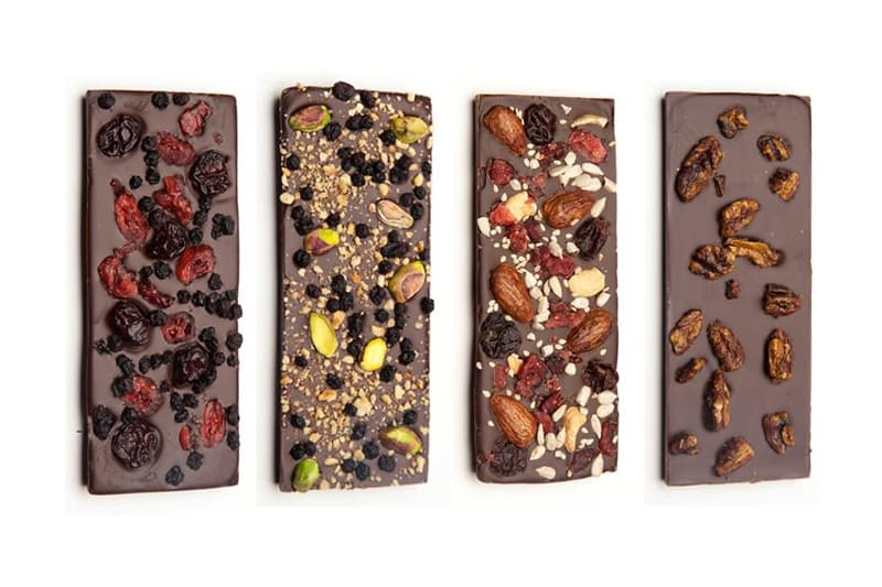 Culture Trivia Question: When was the first chocolate bar made?