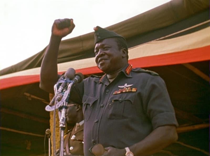 Geschichte Wissensfrage: Wo ist Idi Amin Dada geflohen und gestorben, als er Uganda verlassen hat?