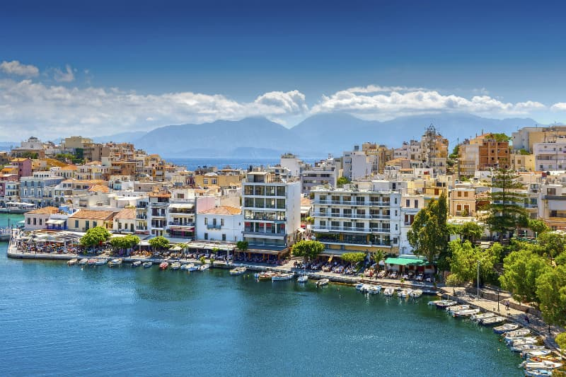 Geography Trivia Question: Where is Crete?