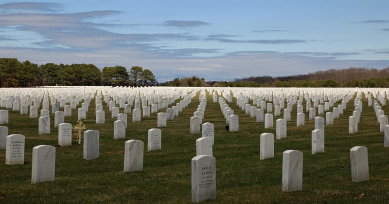 History Trivia Question: Where is George A. Custer interred?