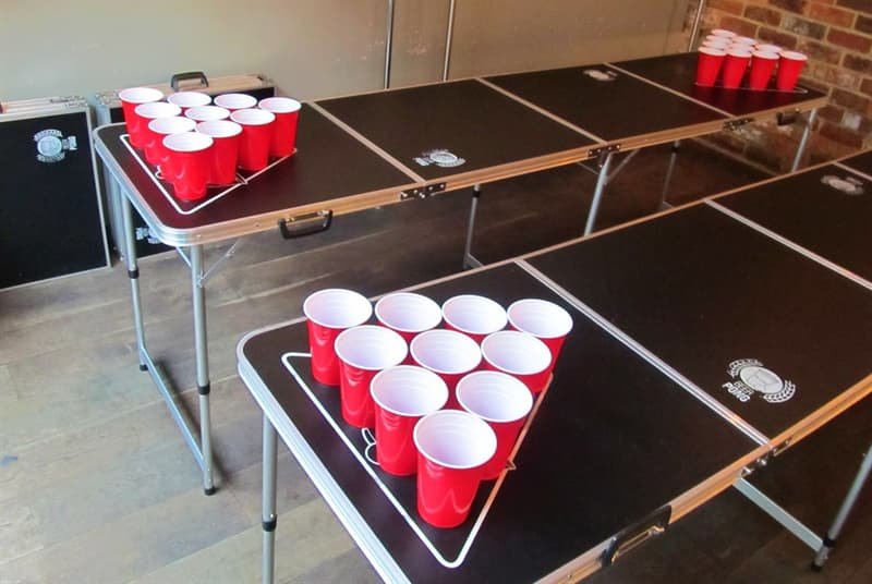 History Trivia Question: Where was Beer Pong invented ?