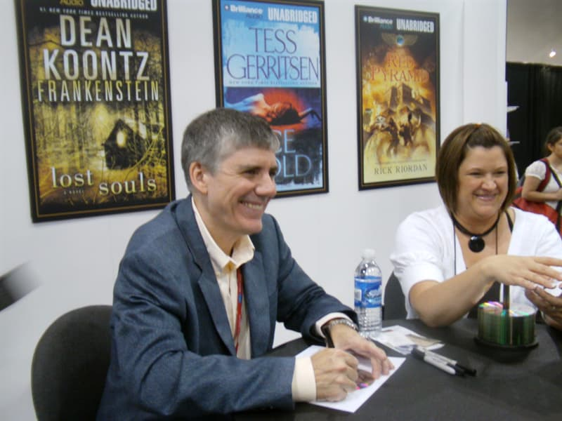 """Culture Trivia Question: Where was Rick Riordan, the author of the popular children's book series """"Percy Jackson and the Olympians"""", born?"""