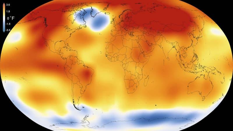 Geografia Pytanie-Ciekawostka: Gdzie zanotowano najniższą temperaturę na Ziemi?