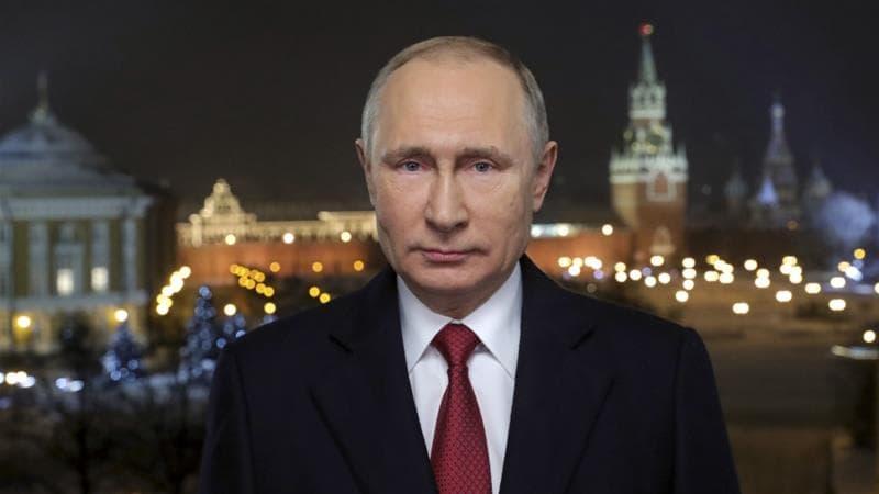 Society Trivia Question: Where was Vladimir Putin born?