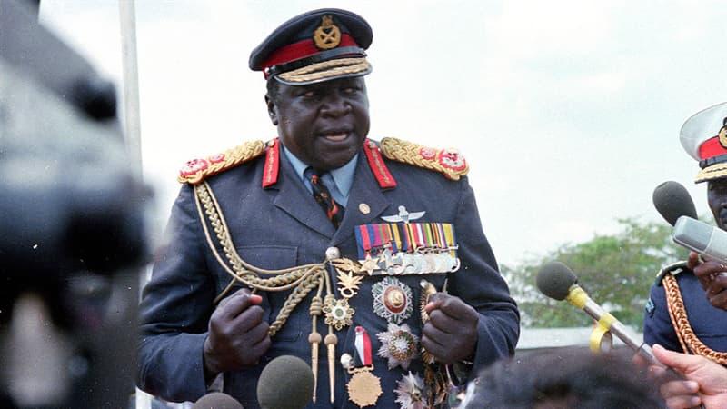 Історія Запитання-цікавинка: Президентом якої африканської країни в 1971 - 1979 рр була ця людина?
