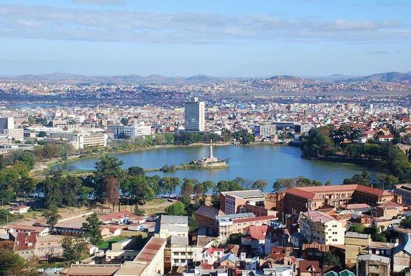 Geographie Wissensfrage: Wie heißt die Hauptstadt von Madagaskar?