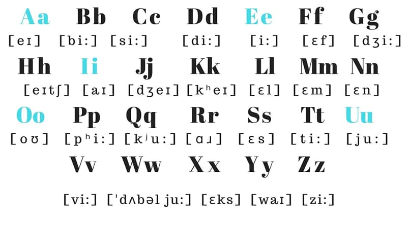 Culture Trivia Question: Which letter of the English Alphabet is used the least?