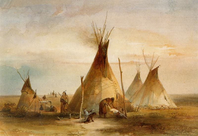 History Trivia Question: Which Native American tribe was massacred at the Battle of Wounded Knee in South Dakota in 1890?