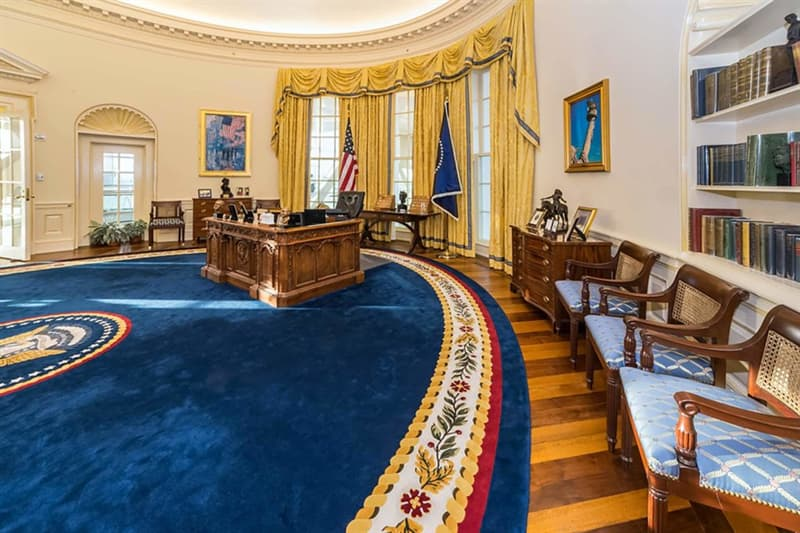 History Trivia Question: Which U.S. president has given the most speeches from the Oval Office?