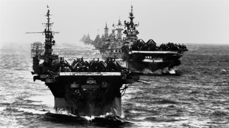 History Trivia Question: Who did President Franklin Roosevelt let join the U.S. Navy during WWII?