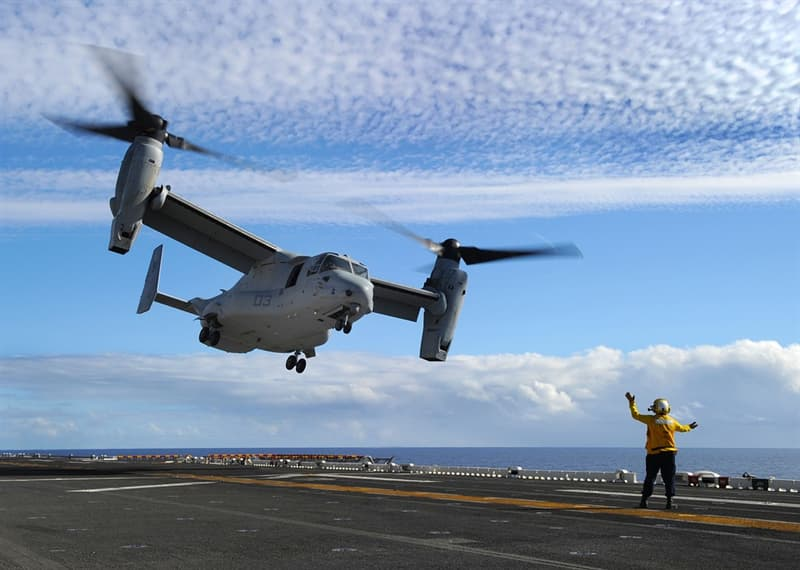 Society Trivia Question: Who holds the world record for the number of landings on an aircraft carrier?