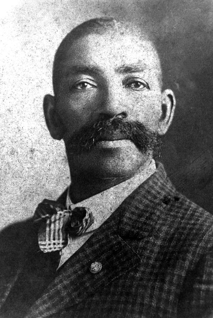 History Trivia Question: Who is Bass Reeves?