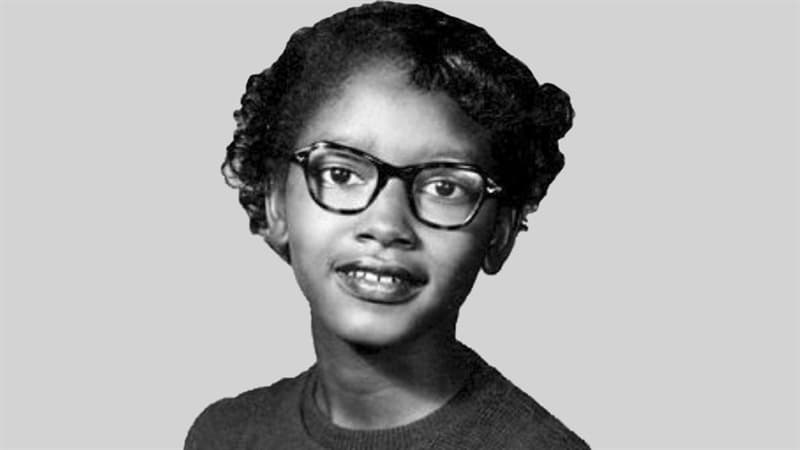 Society Trivia Question: Who is Claudette Colvin?