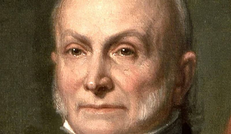 History Trivia Question: Who is the American in the picture?