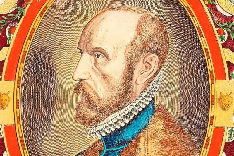 History Trivia Question: Who was Abraham Ortelius?