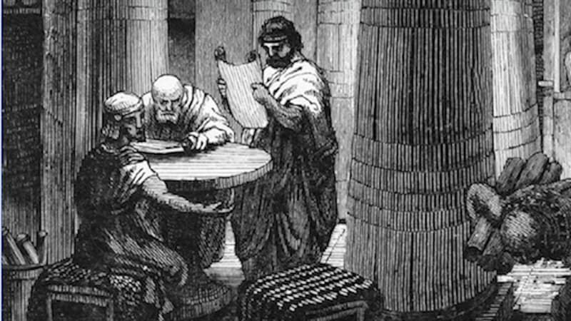 History Trivia Question: Who was Eratosthenes?