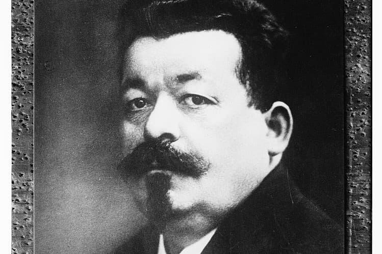 Geschichte Wissensfrage: Wer war Friedrich Ebert?