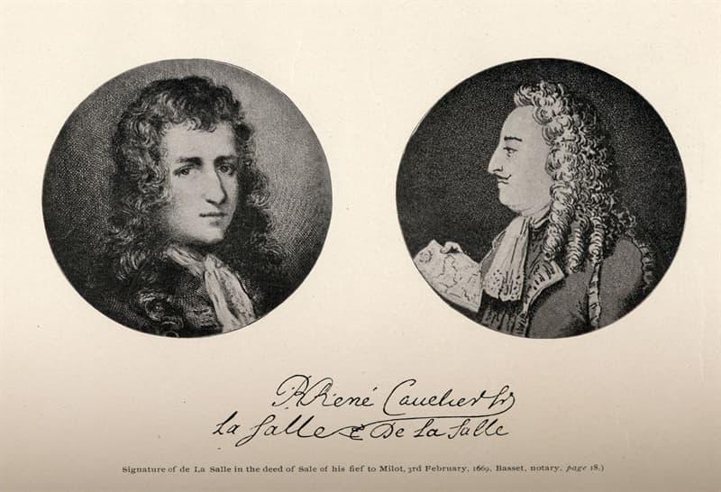 History Trivia Question: Who was Rene-Robert Cavelier Sieur de La Salle?