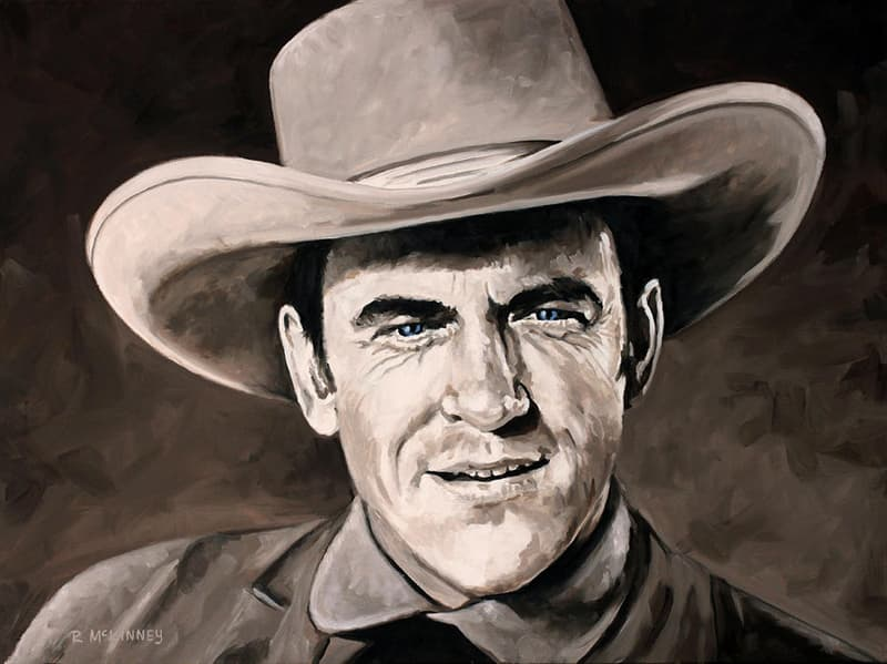Society Trivia Question: Who was the brother of actor James Arness?