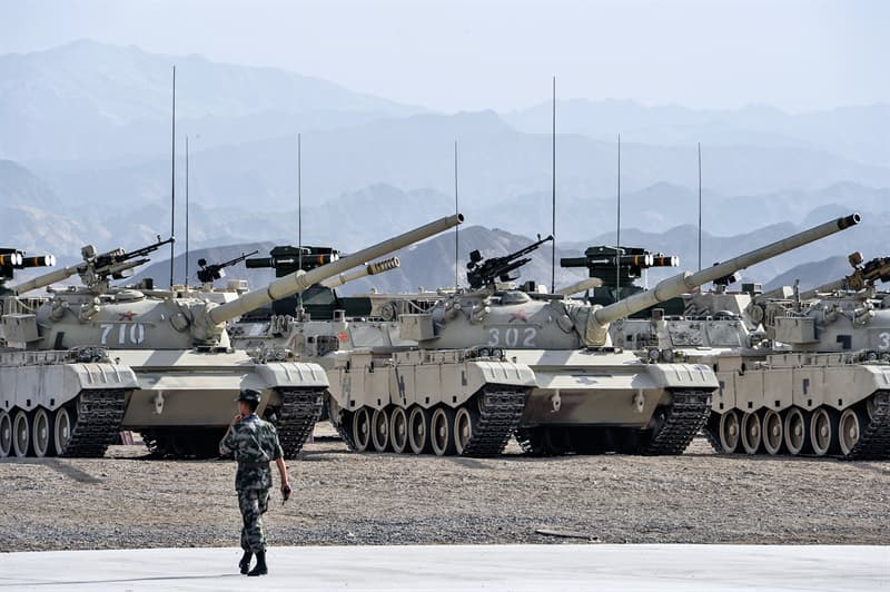 History Trivia Question: Why are tanks called tanks?