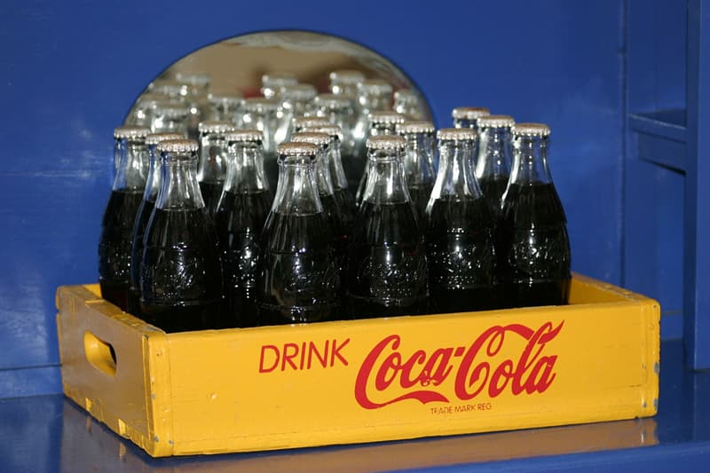 Culture Trivia Question: Why was this shape not used for Coke bottles?