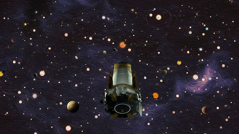 Science Trivia Question: Approximately how long, using today's technology,  would it take a spacecraft travelling at 58,536 km/hr to reach our nearest neighbor, Alpha Centauri? The Alpha Centauri system is 4.3 light years from earth.