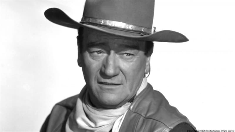 Movies & TV Trivia Question: Between 1926 and 1976,  John Wayne appeared in how many motion pictures?