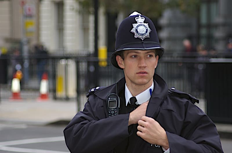"""Society Trivia Question: British police officers are often called """"bobbies"""". Why?"""