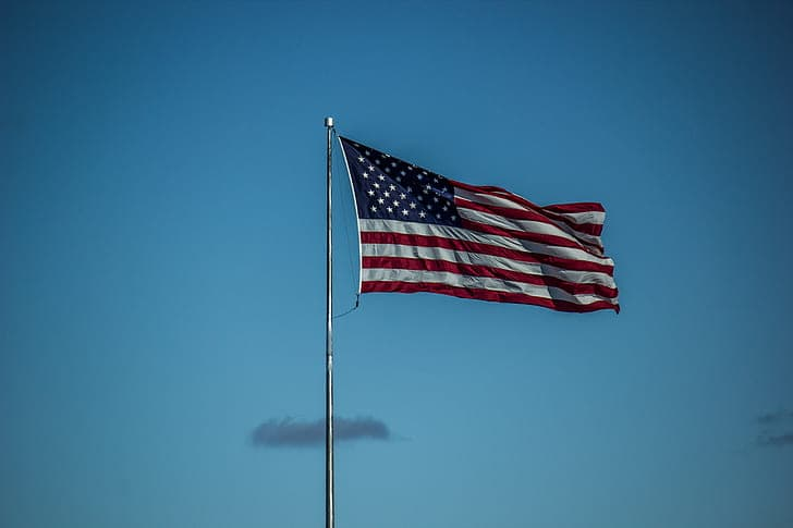 History Trivia Question: How many times has the U.S.A. flag changed since 1777?