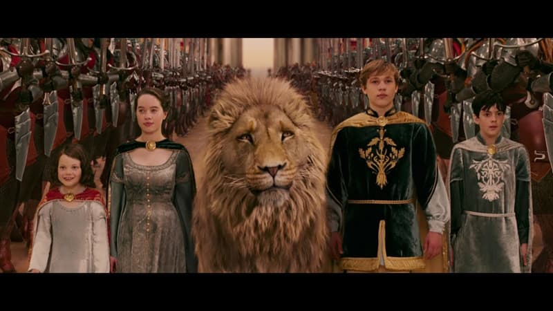 Movies & TV Trivia Question: In the 2005 film, The Chronicles of Narnia: The Lion the Witch and the Wardrobe,which one of the children was cast last?