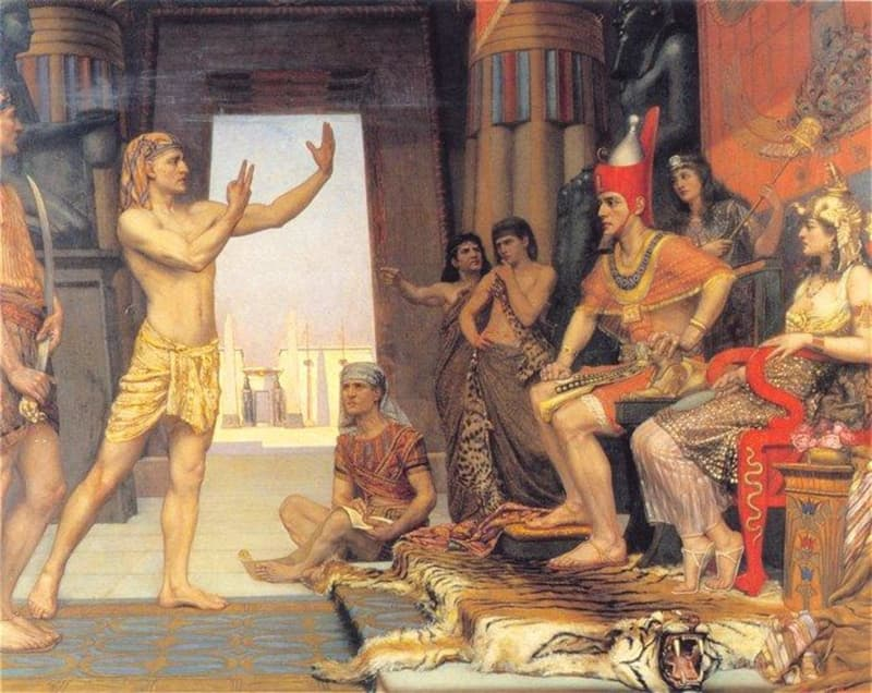 Culture Trivia Question: In the Bible, who interpreted the dreams of the Pharaoh?