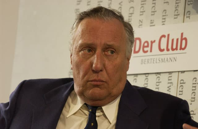 Culture Trivia Question: Novelist Frederick Forsyth writes a weekly column for which British newspaper?