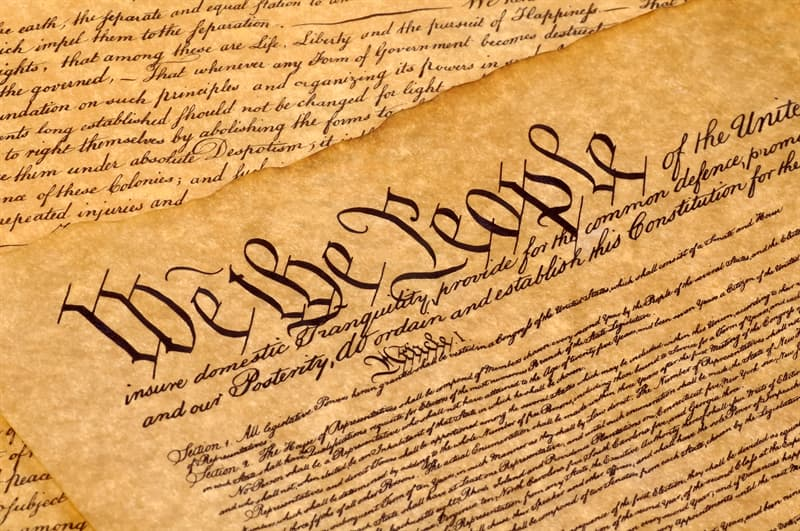 Society Trivia Question: The branches of the US Government are enumerated in what order in the US Constitution?