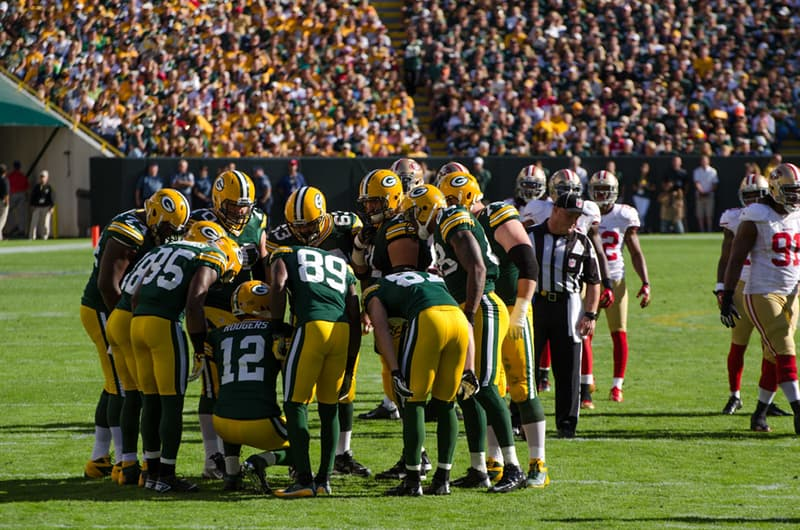 History Trivia Question: The Green Bay Packers were founded in 1919.