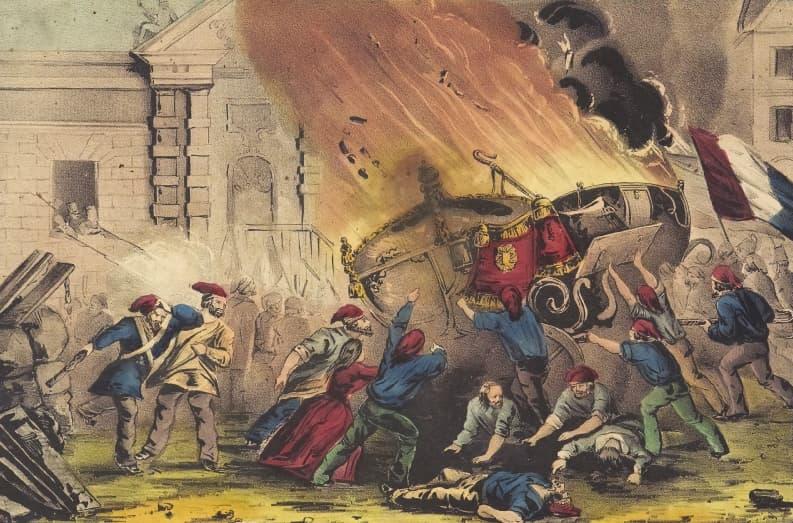 Historia Pregunta Trivia: La toma de la prisión conocida como La Bastilla fue un punto de inflexión en la Revolución Francesa. ¿A cuántas personas se liberaron?