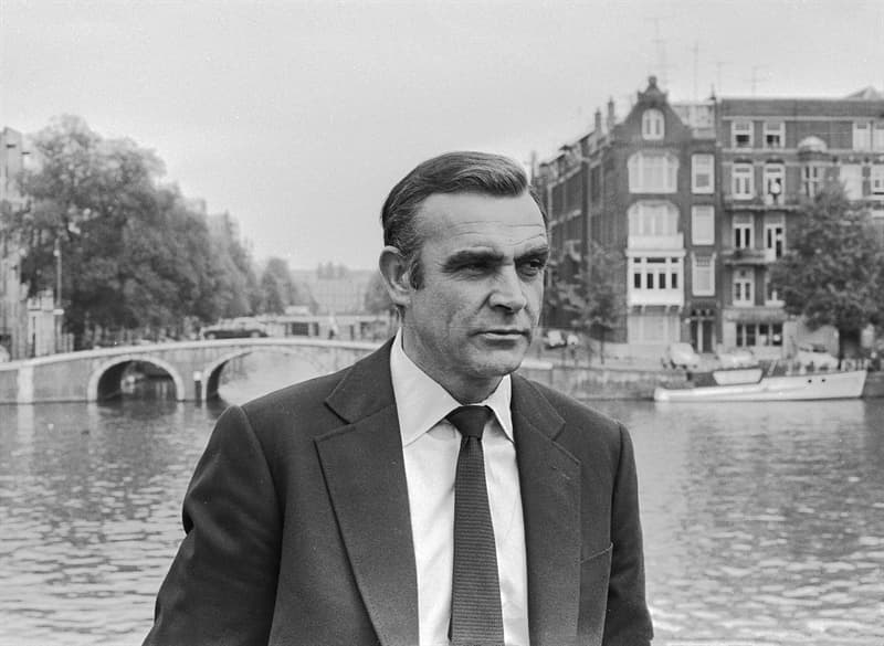 Society Trivia Question: Was Sean Connery ever in the Mr. Universe contest?