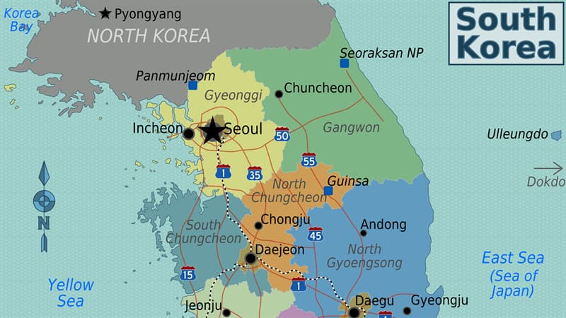 History Trivia Question: Were American nuclear weapons ever based in South Korea?