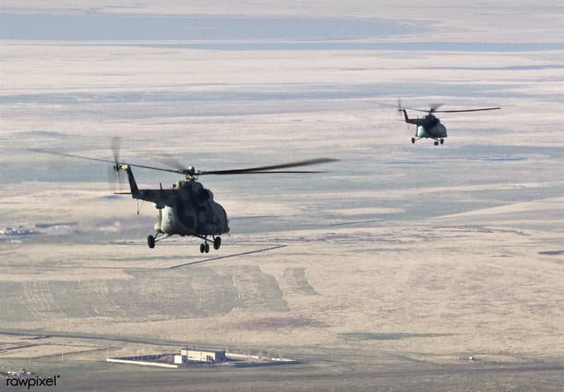 Society Trivia Question: What is the largest helicopter currently in use by the U.S. Army?