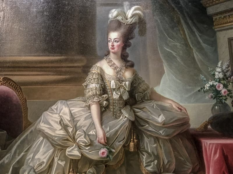 Society Trivia Question: What is the meaning of Marie Antoinette syndrome?